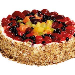 rund-fruktkake